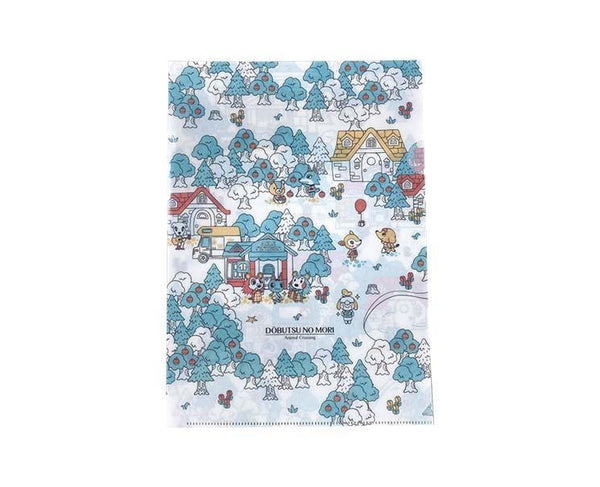 Animal Crossing Two-File Set (Blue & White)