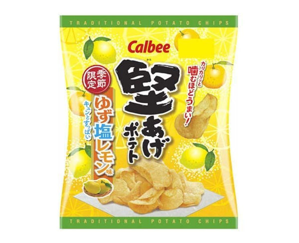 Kataage Potato Chips: Yuzu Salt and Lemon