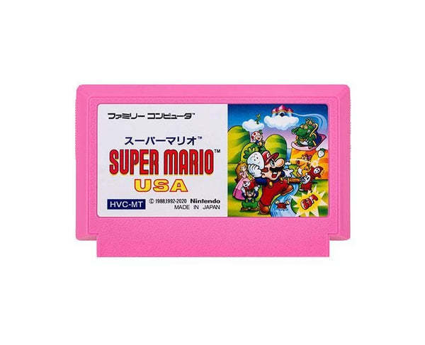 Famicom Memo Pad: Super Mario USA