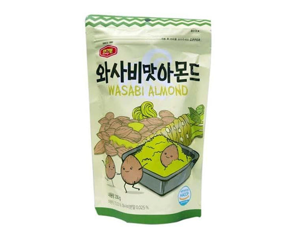 Wasabi Almond Snack