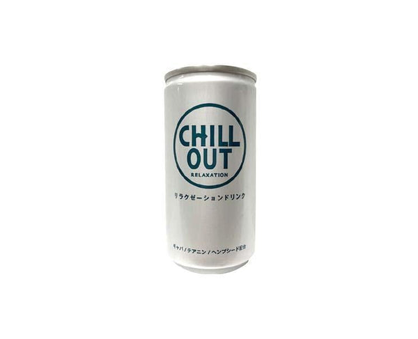 Chill Out Relaxation Drink