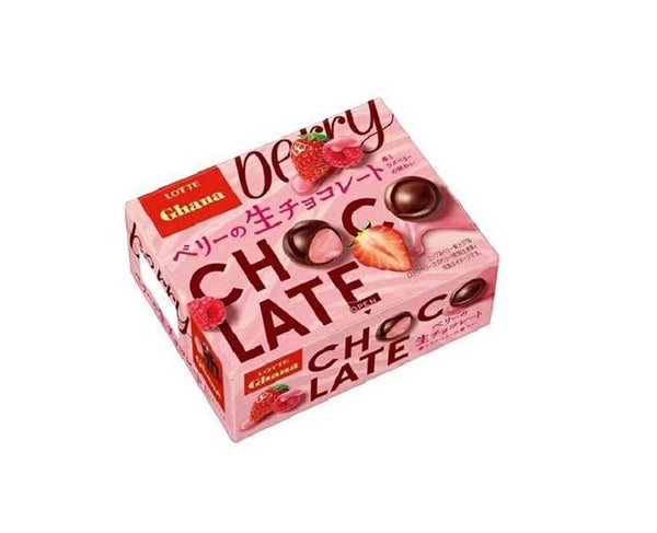 Lotte Ghana Berry Chocolate