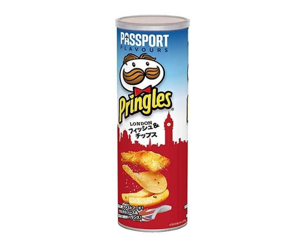 Pringles: Fish and Chips