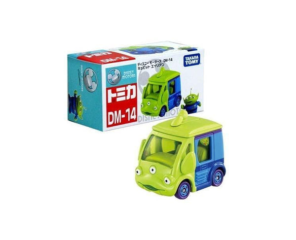 Dream Tomica Disney Motors: Aliens