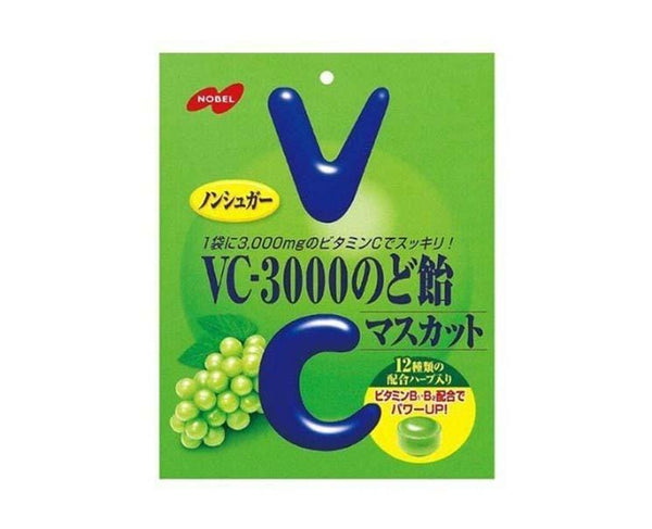 VC-3000 Muscat Throat Candy