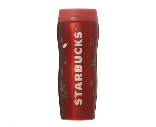 Starbucks 2020 Holiday: Cherry Stainless Bottle 355ml