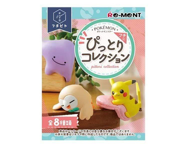 Pokemon Relax Pittori Collection Blind Box