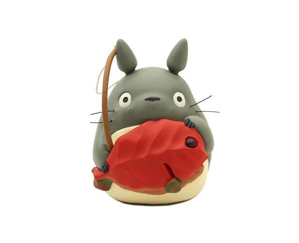 My Neighbor Totoro Red Leaf Decoration