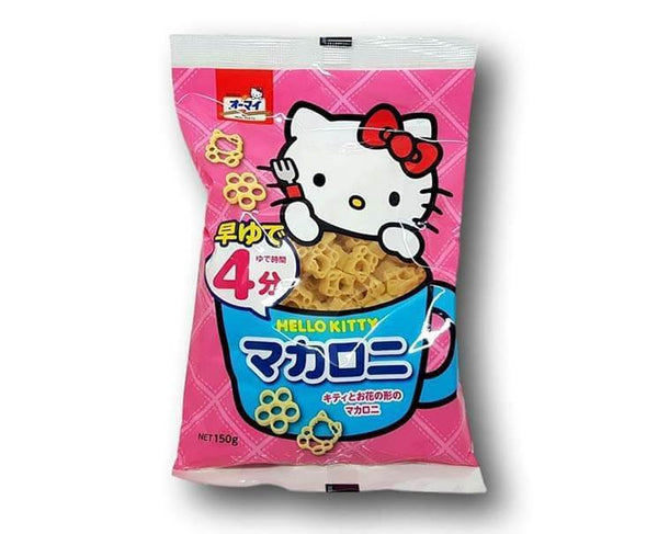 Hello Kitty Shaped Macaroni