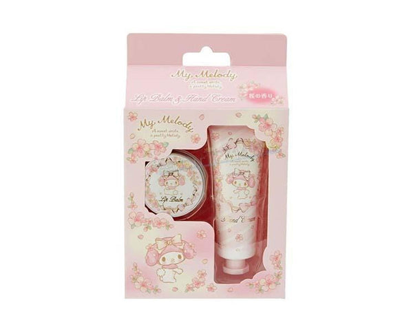 My Melody Lip Balm & Hand Cream Set