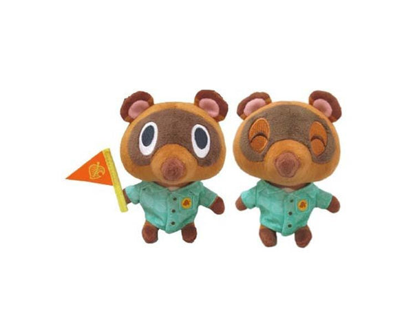 Animal Crossing Plush: Timmy and Tommy Set