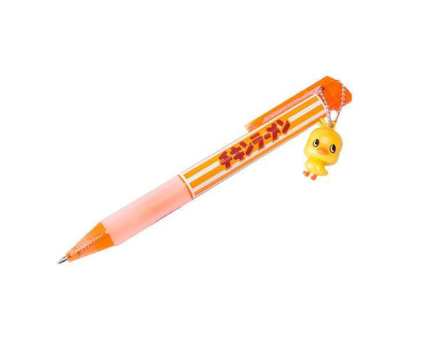 Nissin Chicken Ramen Ball Pen