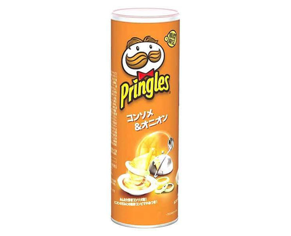 Pringles: Consomme and Onion Flavor