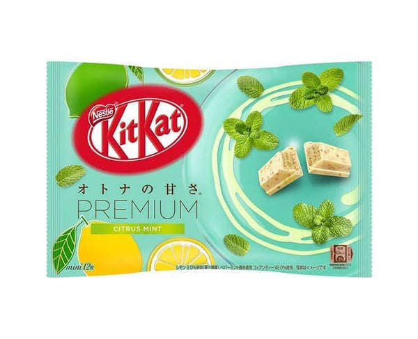 Kit Kat: Citrus Mint