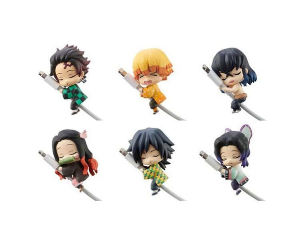 Demon Slayer Cable Bite Blind Box Vol. 1