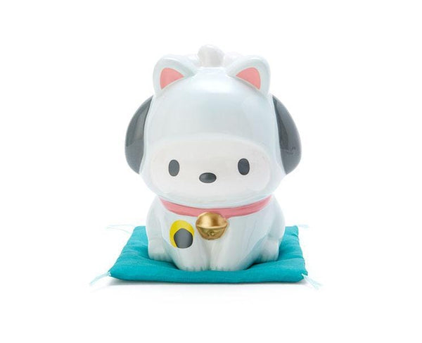 Sanrio Cat Coin Bank: Pochacco