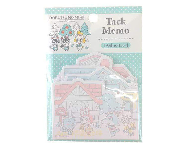 Animal Crossing Tack Memo Set