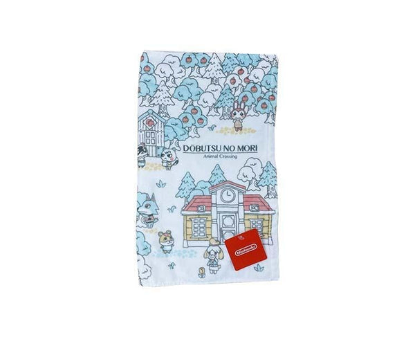 Animal Crossing Face Towel
