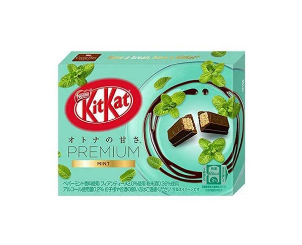 Kit Kat Premium Mint: Mini
