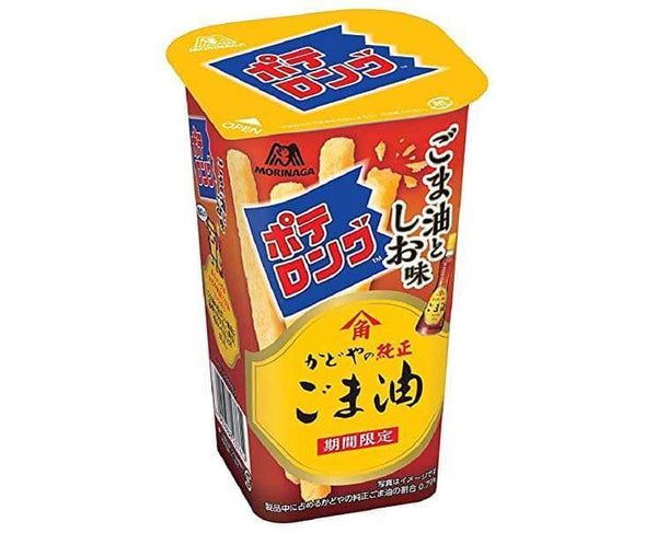 Potelong Potato Sticks: Sesame Oil and Salt Flavor