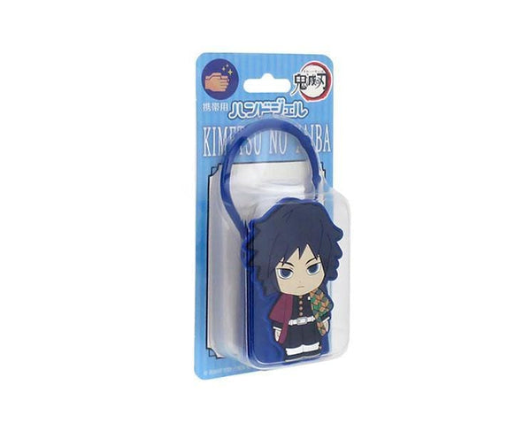 Demon Slayer Hand Sanitizers: Tomioka