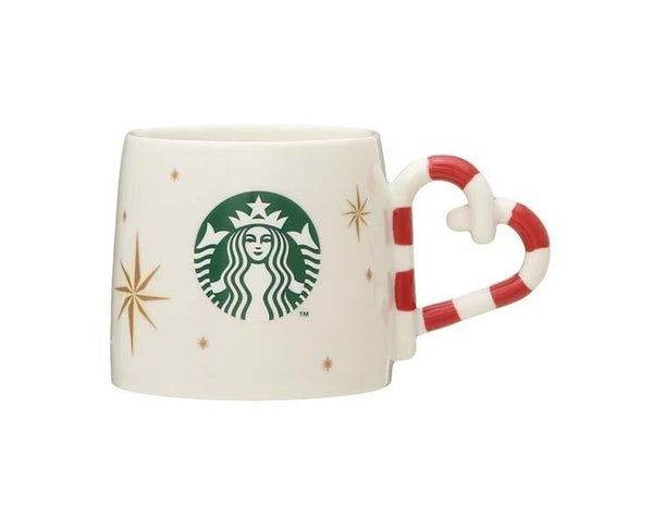 Starbucks 2020 Holiday: Candy Cane Mug 355ml
