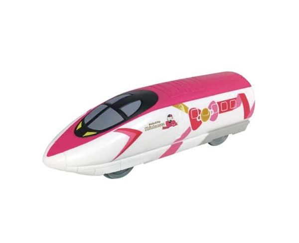 Hello Kitty Wind-Up Bullet Train Toy