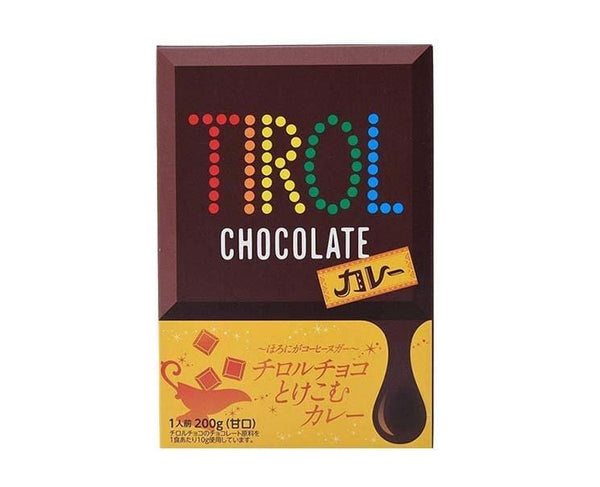 Tirol Chocolate Curry