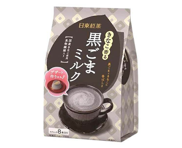 Nittoh Kinako Black Sesame Milk Powder