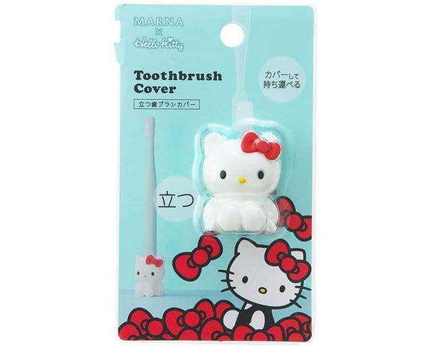 Hello Kitty Standing Toothbrush Cover