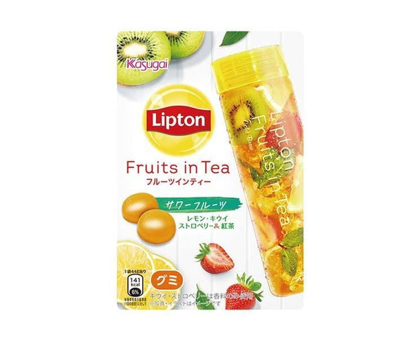 Lipton Fruits In Tea Gummy