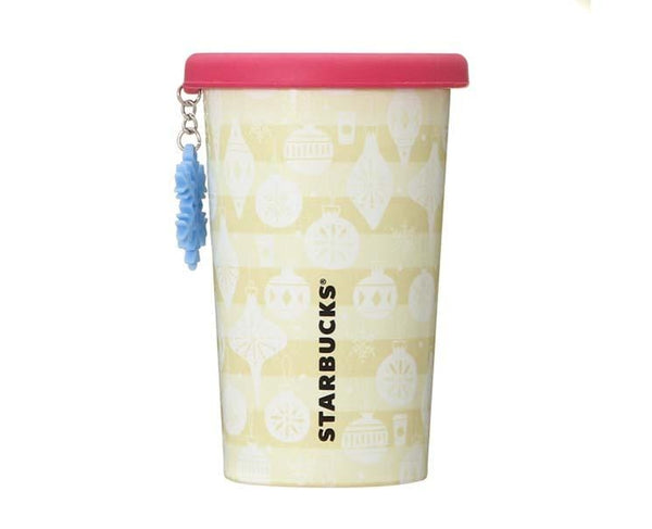 Starbucks 2020 Holiday: Snow Charm Stainless Cup 355ml