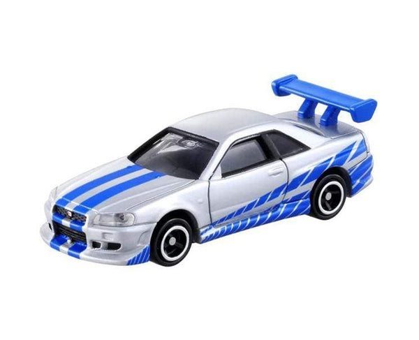 Dream Tomica: Fast and Furious Skyline GT-R