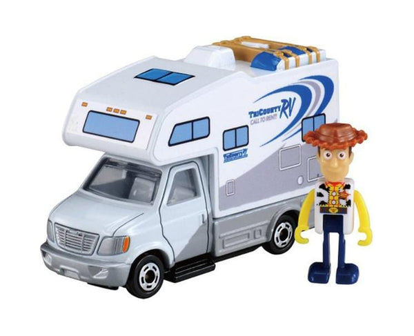 Dream Tomica: Woody and RV
