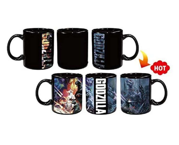 Godzilla Color-Changing Mug