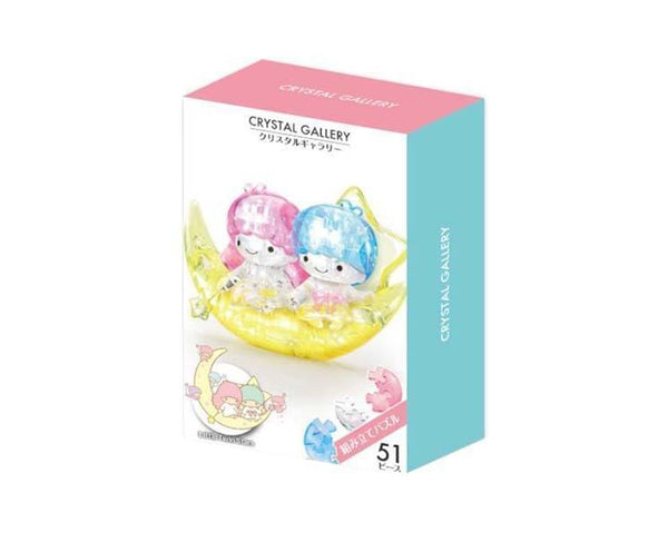 Little Twin Stars Crystal Gallery 3D Puzzle