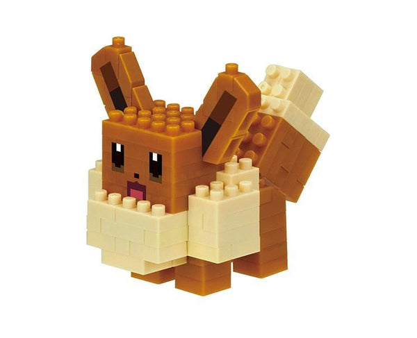 Pokemon Nanoblocks Eevee Pokemon Quest
