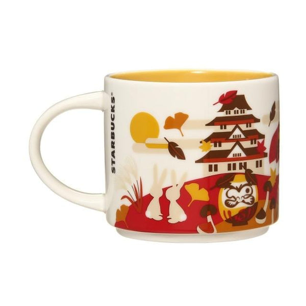 Starbucks Autumn You Are Here Collection: Mug (414ml)