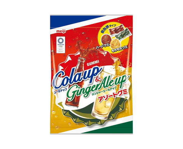 Colaup Ginger Ale Up Assorted Gummy