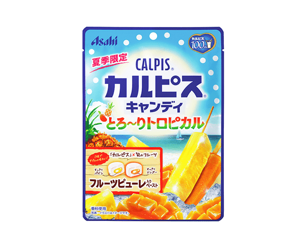 Calpis Tropical Hard Candy