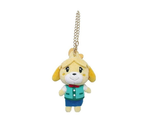 Animal Crossing: Isabelle Keychain Plush