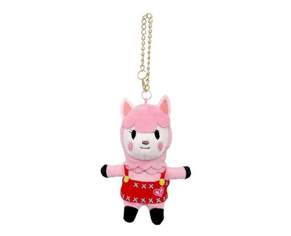 Animal Crossing Reese Keychain Plush