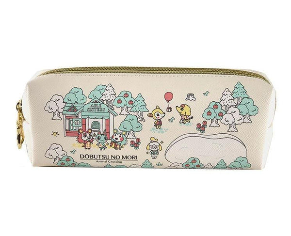 Animal Crossing Double Sided Pencil Case