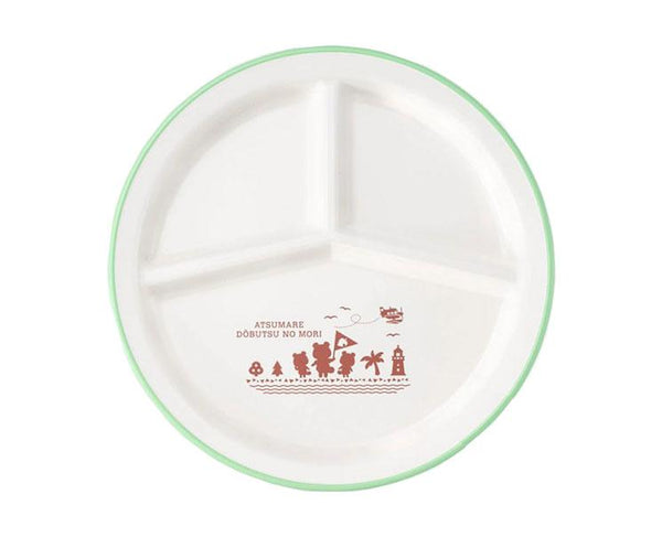 Animal Crossing Lunch Plate