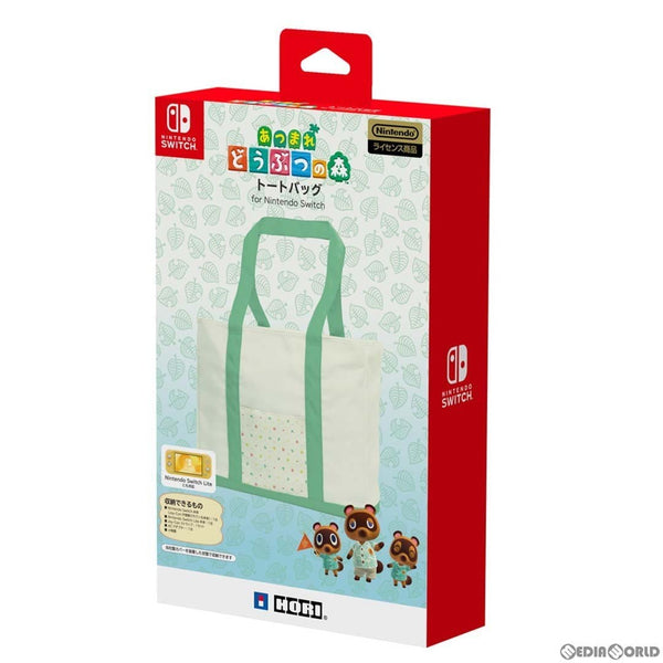 Animal Crossing Tote Bag for Nintendo Switch