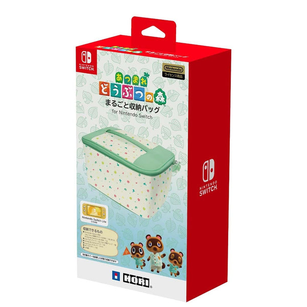 Animal Crossing Switch Storage Bag