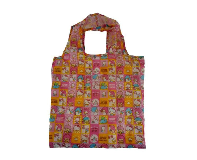 Sanrio Characters Eco Bag