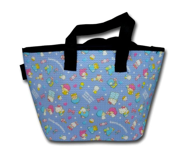 Sanrio Characters Blue Lunch Bag