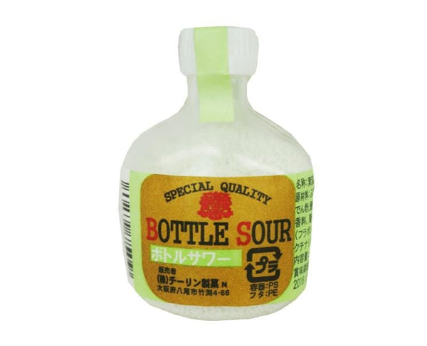 Bottle Sour Candy (Green Apple)