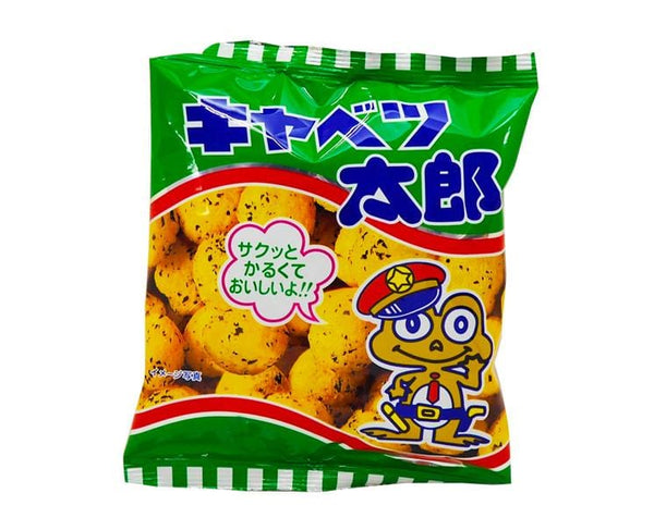 Cabbage Taro Corn Puffs